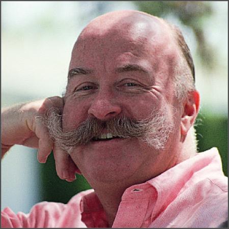 Author Chris Caswell