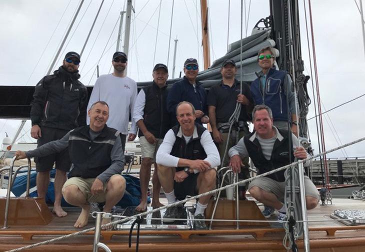Windwalker Crew Before Start